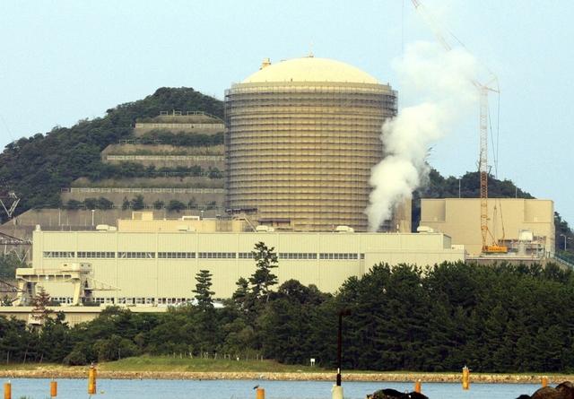 Япония, о.Хонсю, префектура Фукуи, АЭС «Михама»