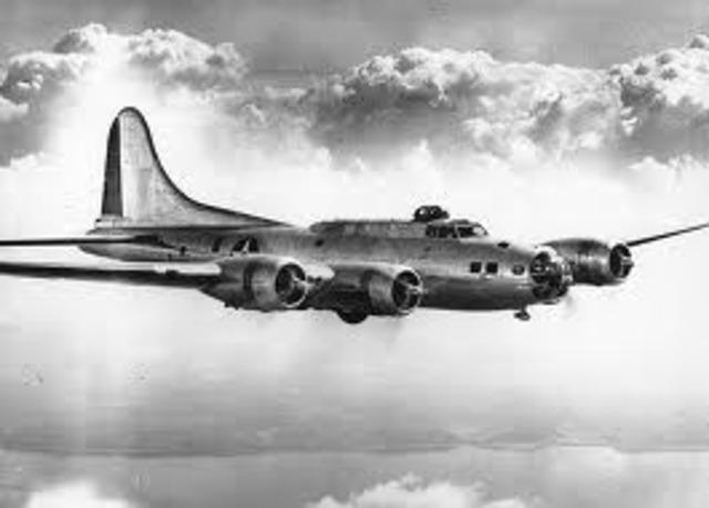 U-S Bombs Germany