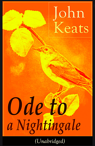 John Keats publishes Ode to a Nightingale