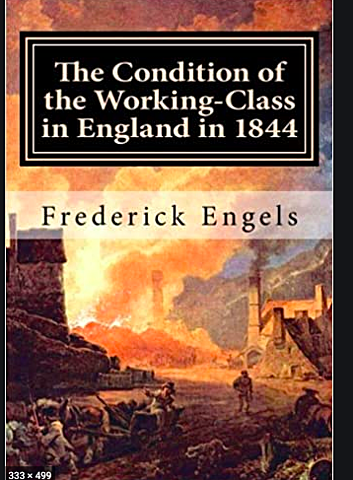 Friedrich Engels publishes The Condition