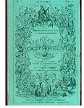 Charles Dickens begins the publication in monthly numbers of David Copperfield