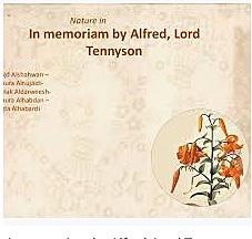 Alfred Tennyson's elegy for a friend