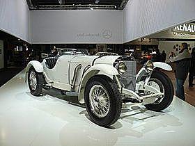 Significant models: 1928 SSK racing car