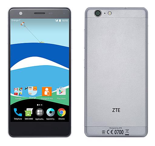 ZTE Blade V770
