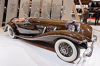 Significant models: 1934 500K