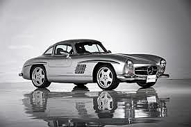 Significant models: 1954 300SL