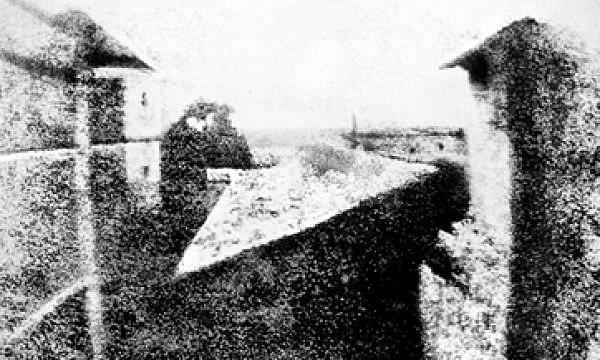primera fotografía de la historia