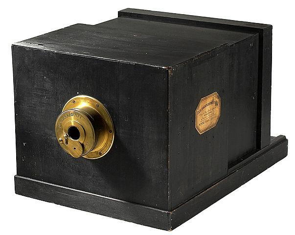 Primera fotografía creada por Daguerre