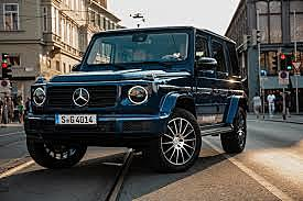 Creation of the G-Class