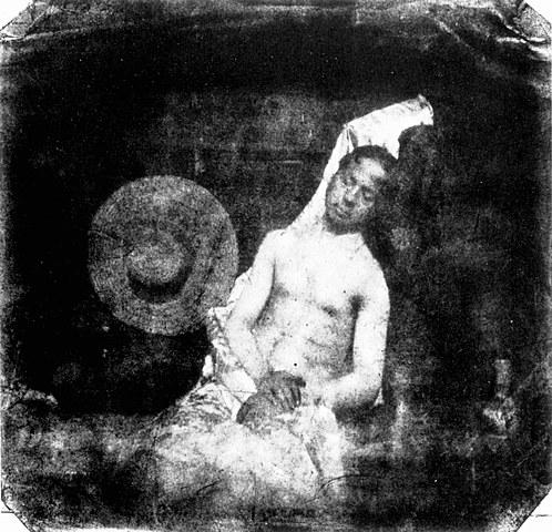Primera fotografía construida en la historia