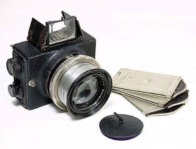 Primer lente gran angular