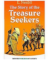 E. Nesbit publishes The Story of the Treasure Seekers