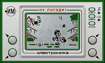 Первые игровые приставки Nintendo и советские игры от фирмы Электроника, Тетрис и создание Марио