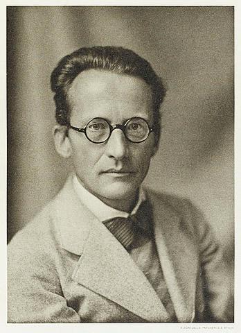 Schrödinger's Atomic Model