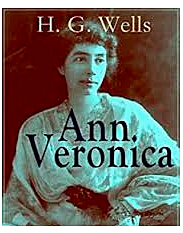 Wells' novel Ann Veronica is a determined example of the New Woman