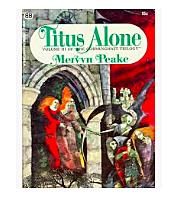 Mervyn Peake's trilogy of gothic novels
