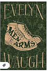 Evelyn Waugh publishes Men at Arms