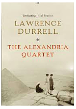 Publication of novel Alexandria Quartet