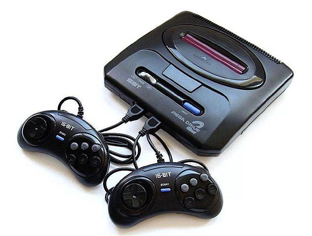 Sega и NES