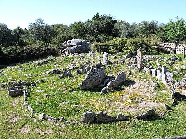 Cultura di Arzachena 3200 a.c. - 2800 a.c.