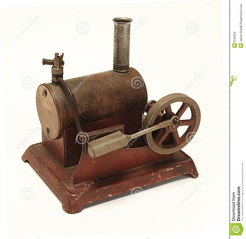 Invenção da máquina a vapor