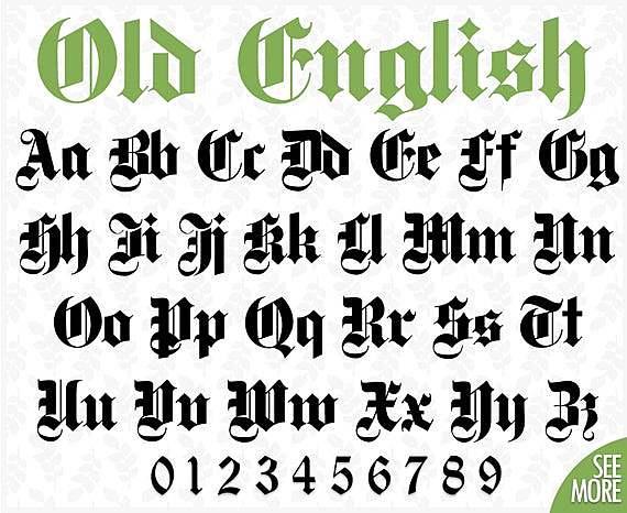 450-1066 Old English