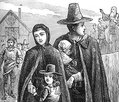 1653 - 1660 Period Puritan
