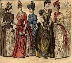 1837- 1901 Period Victorian