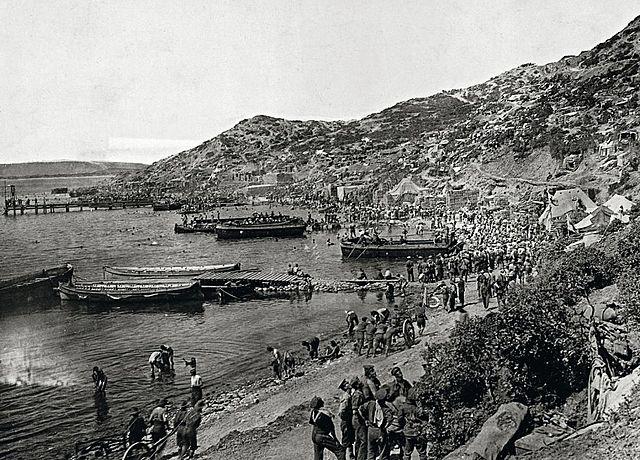 Batalla de Gal·lípoli