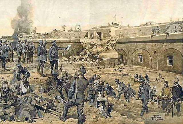 Batalla de Tarnów i Gorlice