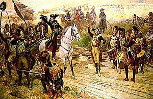 Declaração de guerra à Prússia e à Áustria