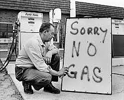 OPEC Oil Embargo