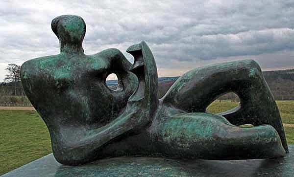 Maternidad con niño | Henry Moore