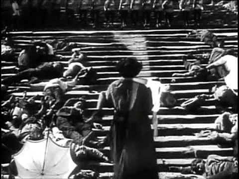 Acorazado Potemkin | Escalera de Odessa
