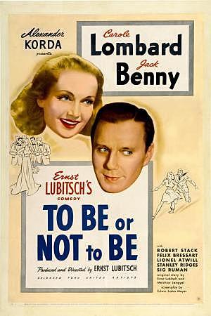 Ser o no ser | Lubitsch