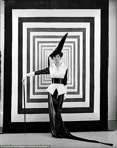 Fotografía de Audrey Hepburn | Cecil Beaton