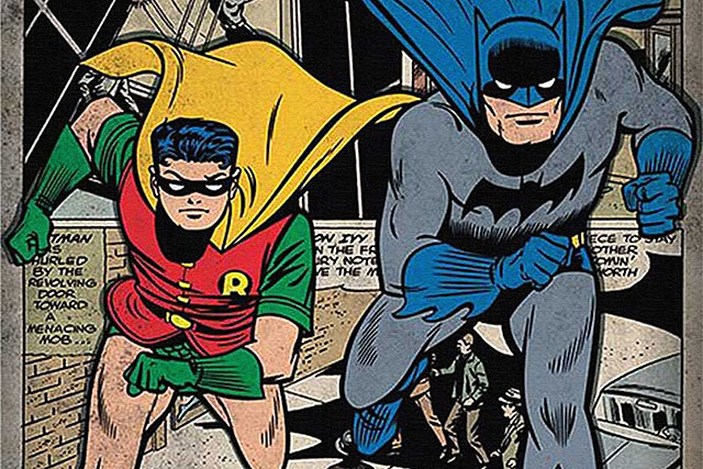 Bob Kane y Bill Finger | Batman