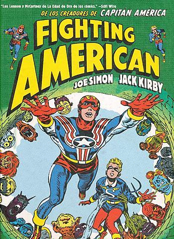 Joe Simon y Jack Kirby | Captain America