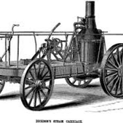 Real Car History timeline