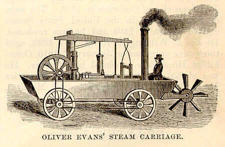 First American vehicle