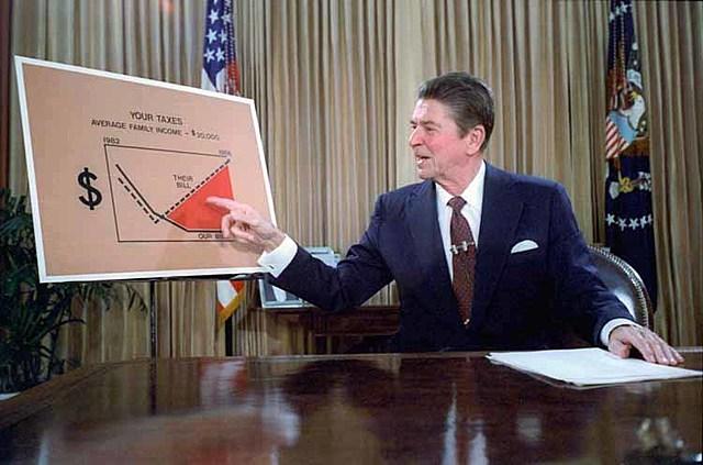 """'Trickle Down Economics"""""""