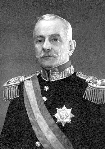 11º- Presidente da República Óscar Carmona.