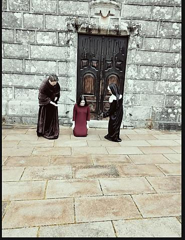 Exeria, a primeira peregrina galega