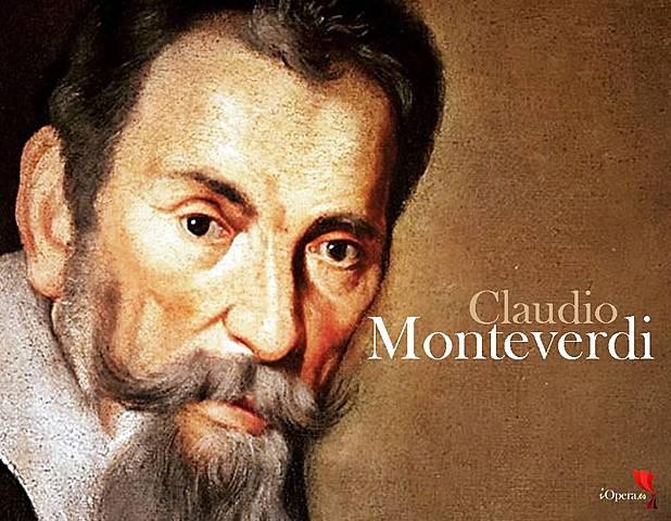 CLAUDIO MONTAVERDI