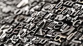 La storia della tipografia timeline