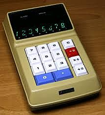 Invention of the Electronic Calculator