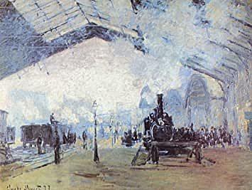L'estació de Saint-Lazare