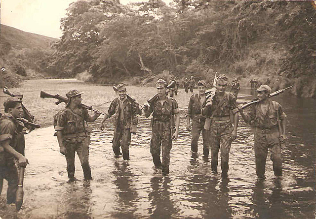 Início da Guerra Colonial Portuguesa