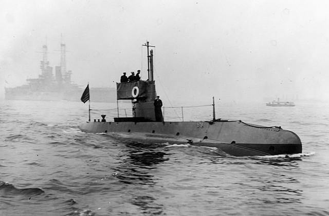 Guerra submarina i naval