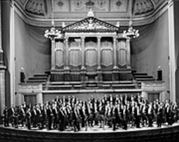 Professor de composició en el Conservatori de Praga